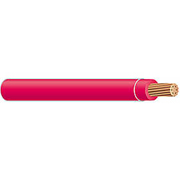 Republic Wire MT-5804-R #4 AWG THHN Red Jacket Stranded Ground Wire