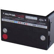 AlphaCell 181-0227 AlphaCell 150XTV 12v 80ah C/20 AGM top terminal