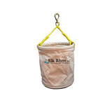 Elk River 84403 White Cotton Duck Bucket
