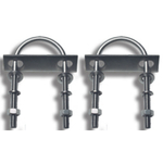Laird FM1 Stainless Steel U-Bolt Mounting Kit