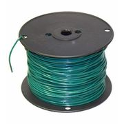 Republic Wire MT-584-G #2 AWG THHN Green Jacket Stranded Ground Wire