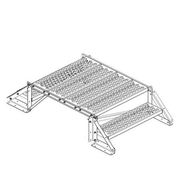MTS Wireless RT-ST Roof-Top Cable Tray Step Over