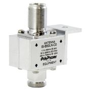 PolyPhaser IS-B50LN-C0 1.5-700 MHz Blkhd Mt Lo Power Coax Protector w/ N-Female