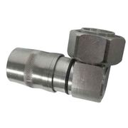JMA UXP-DRA-12 UXP Connector, Right Angle DIN Male for 1/2