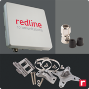 Redline Communications ELTE-MT-3338IA-01 eLTE-MT XP Terminal 3.3-3.8GHz 15dBi-Ant MNT RJ45-Gland