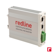 Redline Communications PS-DCDC-POE-IND-01 Pwr Supply DC-DC POE Injector 12/24/48VDC-IN DIN Mnt 2xRJ45