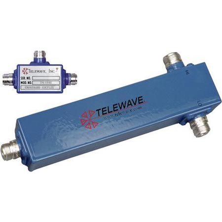 Product image of Telewave TS-1546 132-174/450-512 MHz 150 Watt Crossband Coupler