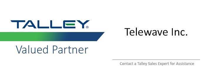Telewave, Inc - Talley Inc