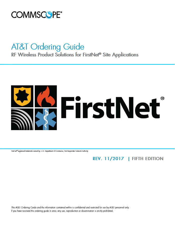 AT&T FirstNET Ordering Guide